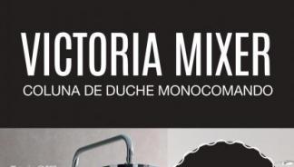 Coluna de duche Victoria Mixer por apenas 241,50 € já com IVA