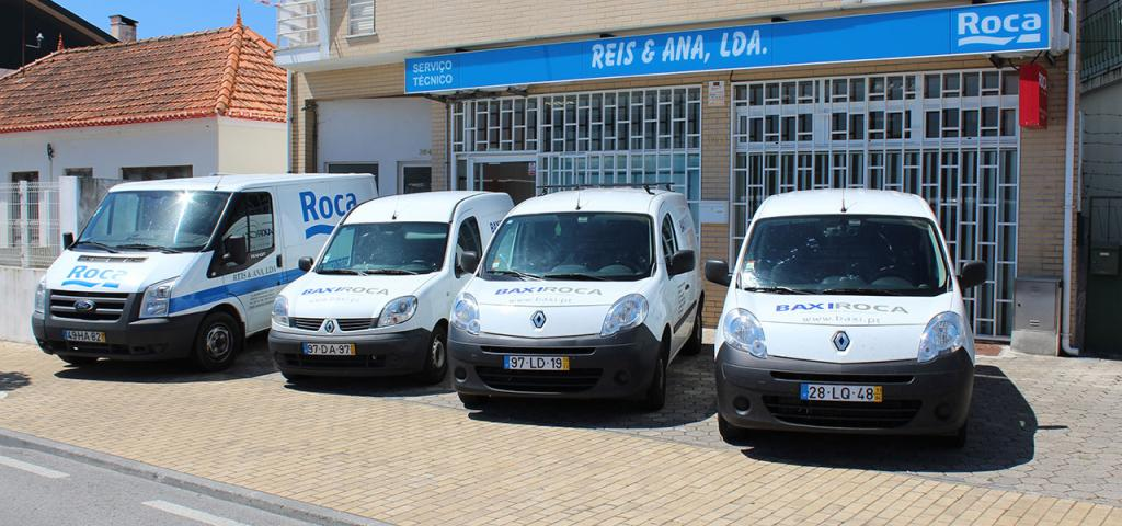 Assistência Técnica a cliente Baxi e Roca